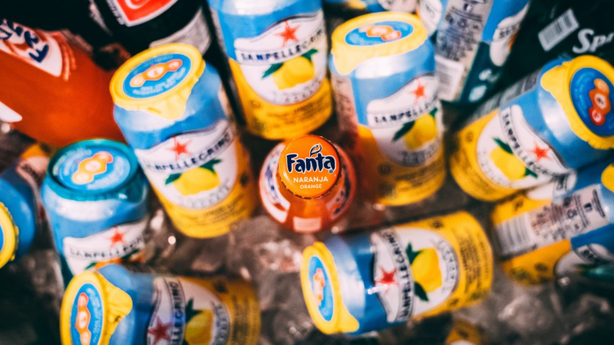 famous beverage brands
